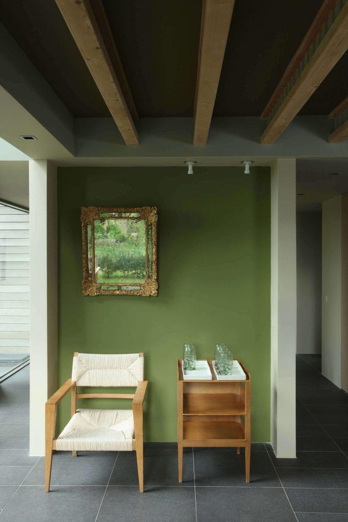 Réalisation de peinture d'intérieur par Brochard peinture